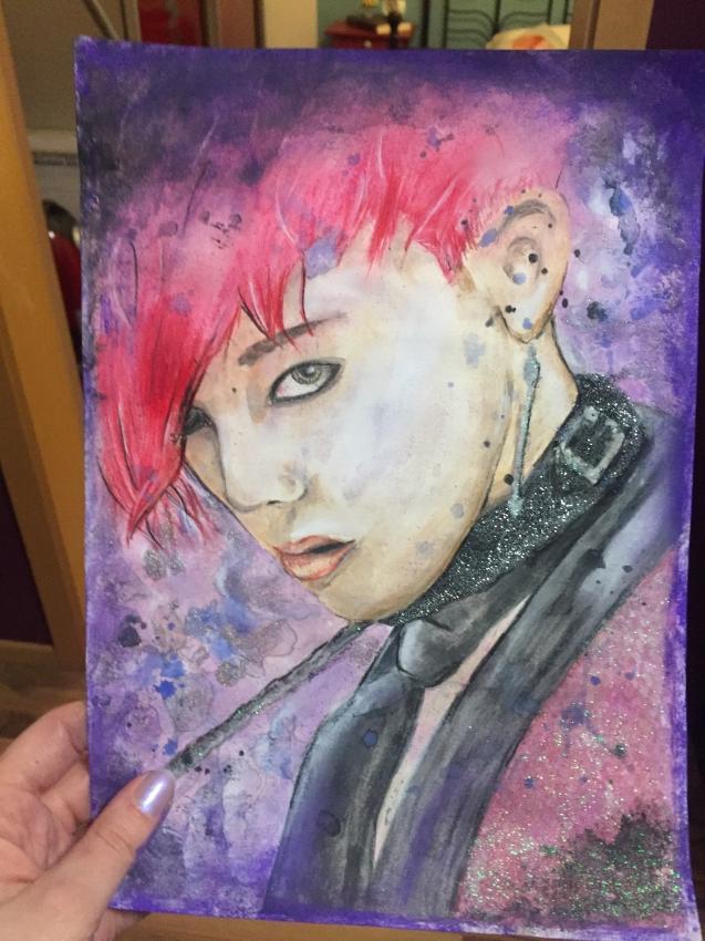 G-Dragon by Paige_M